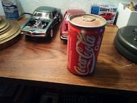 Old military issue unopened Coke can    Clackamas, 97015