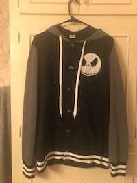 Nightmare Before Christmas snap up hoodie Euless, 76039