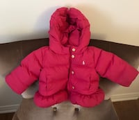 red and black bubble jacket Laval, H7T 0J8
