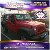 Jeep - Wrangler - 2015 East Los Angeles