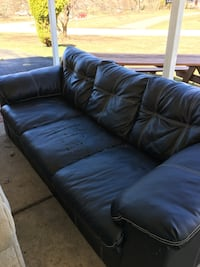 Leather Couch  Ellicott City, 21043