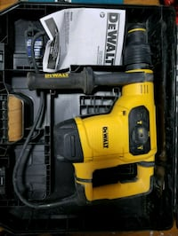 Dewalt hammer drill in mint condition  3734 km