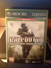 Caso di gioco Call of Duty 4 Modern Warfare per PS3 Nave, 25075