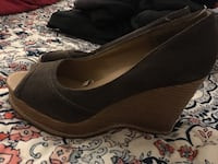Brown wedge!! Great condition!!! Joppa, 21085