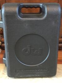 A Hard plastic  DW 9000 Double Pedal case. $7 or best offer