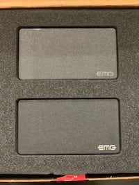 EMG 81/60 Guitar Pickup set