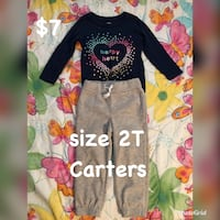 Carters outfit Lackawanna, 14218
