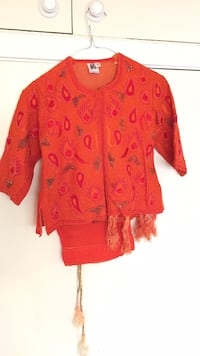 Orange Indian children's suit  Vaughan, L4K 2L3
