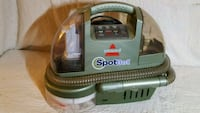 Bissell SpotBot Barely Used 65 km