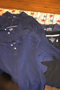Boys collared shirts school approved