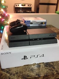 Mint condition! PS4 (please contact)