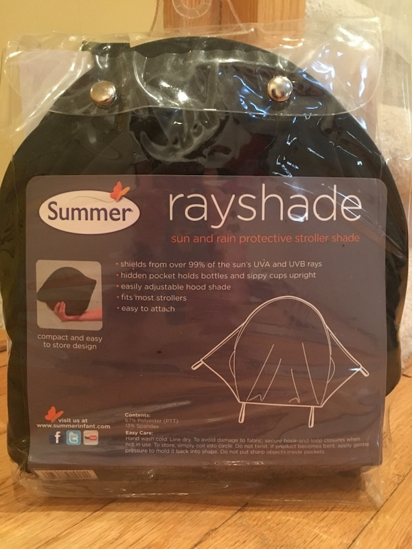 Sun Cover for Stroller or Travel System.  aa9c8eb6-3643-4962-a78c-177b03f433a2