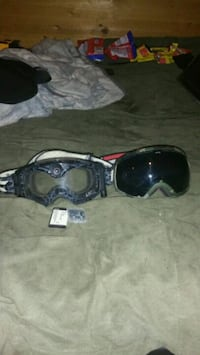 bike and snowboard goggles