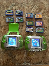 2 Leap Frog Leapsters with Games Joliet, 60433