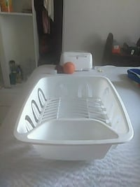white and gray plastic container Riverside