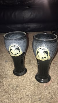 Matching grey and black renaissance glasses Coon Rapids, 55448