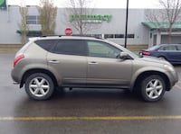 2004 nissan - murano se awd leather roof heated excellent condi Edmonton, T5B 0T2