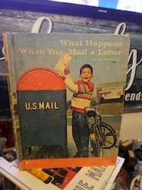 Cool antique Book 1970 somethinhlh Springfield, 65807