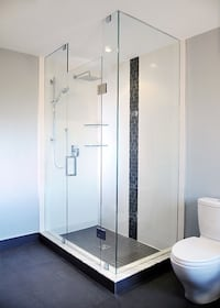 Glass Shower Door Aurora