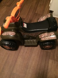 Baby power wheel with charger