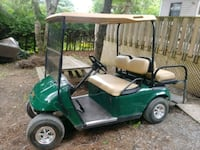 2008 EZGO Gas Golf Cart Ajax, L1Z 1A5