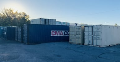 Pick-Up Prices available for these Shipping Containers