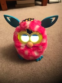 Furby Boom interactive with app Sterling, 20164