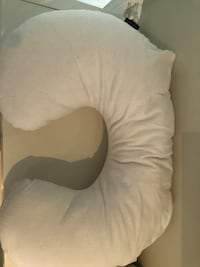 Nursing pillow with cover Toronto, M5N 1G3