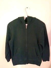 Children's Place hoodie sweatjacket; Size: M,(7/8) Brooklyn