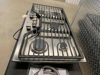 GE New cooktop gas 36 inch GE PGP7036SLSS Stainless Steel - New-other Sterling, 20164
