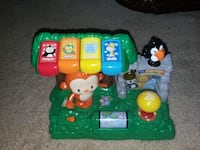 Vtech learn & dance interactive zoo baby toy  Surrey, V3S 3J4