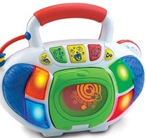 HAP-P-KID My First CD Player Insert Disc
