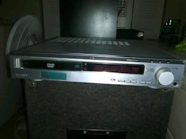Sony Full Digital Amplifier. Model# DAV-S500