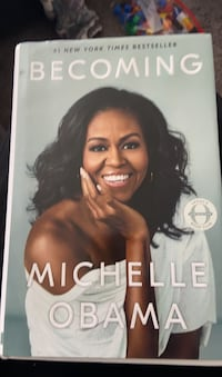 Becoming Michelle Obama book Las Vegas, 89129