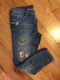 Zara denim size S (36) gently used Toronto, M9C 2A6