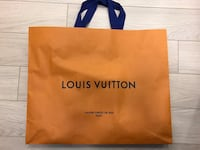 Lv paper shopping bag Richmond, V6X 2A2
