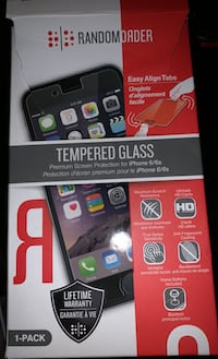 Tempered Glass Screen Protection for iPhone 6/6s McLean, 22102