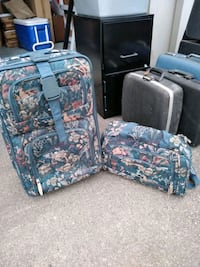 2 pieces Pierre Cardin Luggage Youngsville, 70592
