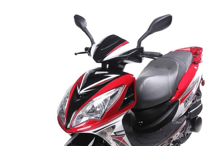 WOLF SCOOTER EX-150 SPORT 2019 7c774fc5-713d-4886-95af-86f1e200783e