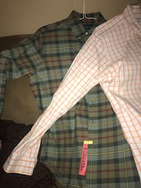 3 excellent brand long sleeves shirt size L man Calgary, T3E 6L9
