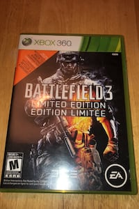 Battlefield 3 - Limited Edition - XBOX 360 - USED - LIKE NEW CONDITION