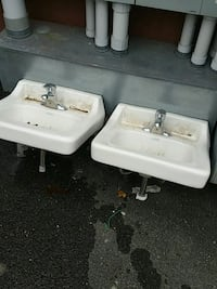 Commercial wall mounted sinks Virginia Beach, 23462