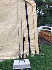 Fishing rods and accessories  Innisfil, L9S 2K7