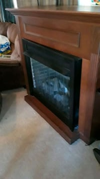 wood fireplace North Myrtle Beach