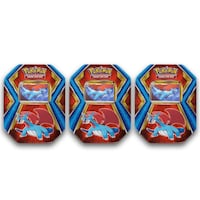 Pokemon Trading Card Game Tins (3 Tins) Savage, 20763