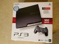 PS3 Slim 160GB Excellent Condition  39 km