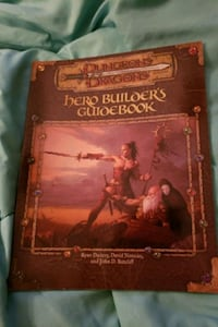 Hero builders guide book dungeons and dragons  Tewksbury, 01876