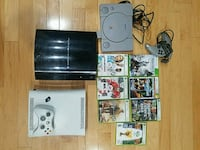 Xbox 360, ps1, ps3 and xbox games 26 mi