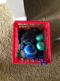 Assorted exercise equipment West Des Moines, 50266