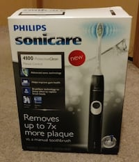 Philips Sonicare ProtectiveClean 4100 null